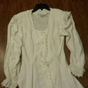 Rampage Tops - Vintage Rampage white shirt